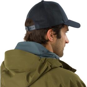Arc'teryx Logo Trucker Hat Dark Navy